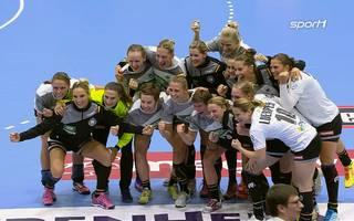Handball EM-Qualifikation: Deutschland feiert Kantersieg gegen die Türkei