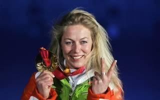 Sylke Otto gewann 2002 und 2006 Olympia-Gold