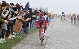 Radsport: Nils Politt läutet Generationswechsel nach Coup in Roubaix ein