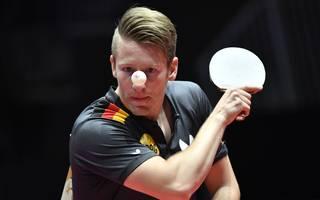 Ruwen Filus krönte sich gemeinsam mit Han Ying zum Mixed-Europameister