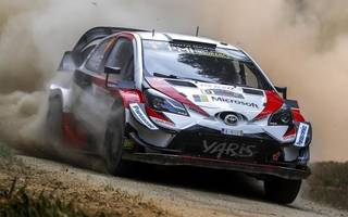 Mit dem Yaris WRC gewann Toyota 2018 den WRC-Herstellertitel