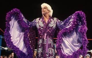 Ric Flair legte bei WWE, WCW und NWA eine Rekordkarriere hin