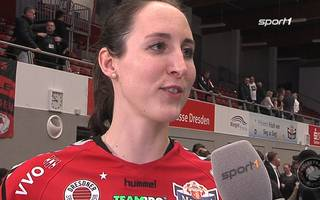 Volleyball-Bundesliga: Interviews mit Claudia Steger und Lena Möllers