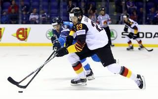 Mit drei Scorerpunkten war Leon Draisaitl der Matchwinner im letzten Gruppenspiel gegen Finnland