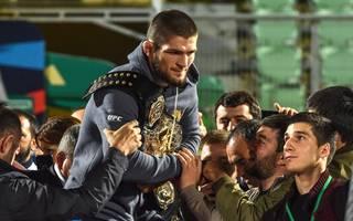 Khabib Nurmagomedov bezwang im Mega-Fight der UFC Conor McGregor
