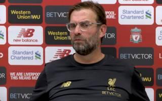 Jürgen Klopp verweigert Antwort auf Frage zu Paul Pogba