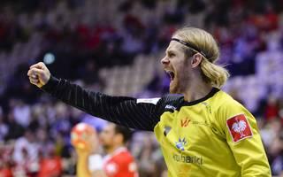 Handball-WM: Island-Keeper Björgvin Gustavsson kritisiert hohe Belastung , Torhüter Björgvin Gustavsson schied mit Island nach der Hauptrunde aus