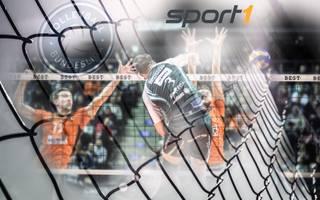 SPORT1 überträgt ausgewählte Spiele der Volleyball-Bundesliga