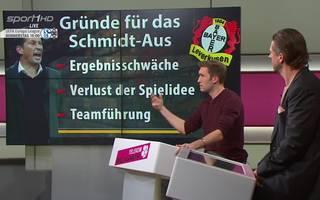 Stefan Reinartz, Roger Schmidt Entlassung