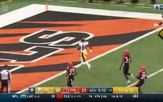 Pittsburgh Steelers - Cincinnati Bengals: Highlights im Video   NFL