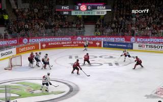 Eishockey: Red Bull München verliert das Finale der CHL gegen Frölunda mit 1:3