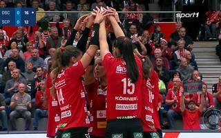 Volleyball Bundesliga: Dresdner SC gegen den SC Potsdam im VBL-Spitzenspiel