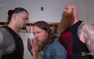 WWE SmackDown Live: Daniel Bryan macht Roman Reigns rätselhaftes Versprechen