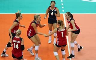 Die US-Amerikanischen Volleyballerinnen entscheiden die erste Ausgabe der Nations League für sich