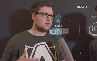 """ESL One Hamburg: Der deutsche Profi Max """"qojqva"""" Bröcker im Interview"""