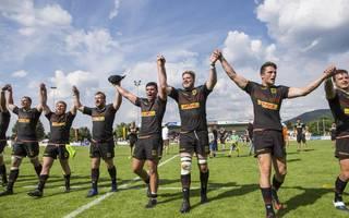Die deutsche Rugby-Nationalmannschaft feierte zuletzt einen Sieg gegen Portugal
