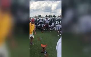 NFL-Preseason: Faustkampf bei New York Jets gegen Washington Redskins