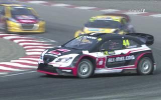 Timo Scheider startet in den WRX Lauf in Norwegen