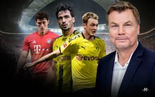 Thomas Helmer spricht bei SPORT1 über den FC Bayern, den BVB und deren Neuzugänge wie Benjamin Pavard, Mats Hummels und Julian Brandt