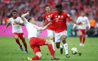 Die Trikotwahl im DFB-Pokalfinale zwischen RB Leipzig und dem FC Bayern sorgte für Unverständnis