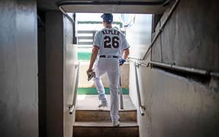 Max Kepler glänzt für die Minnesota Twins in der MLB