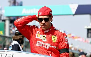 Sebastian Vettel hat bisher keine Erklärung für die Performance seines Autos in Melbourne