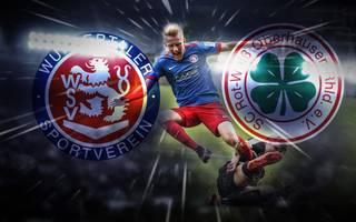 Der Wuppertaler SV empfängt Rot-Weiß Oberhausen in der Regionalliga West
