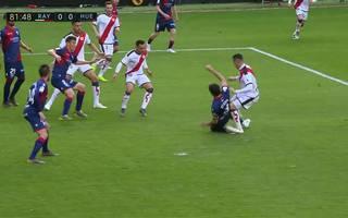 Rayo Vallecano - SD Huesca (0:0) - Highlights im Video | La Liga