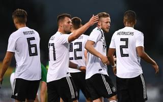 Republic of Ireland U21 v Germany U21 - 2019 UEFA European Under-21 Championship Qualifier