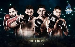 Die vier Finalisten bei SPORT1: The Next Rocky stehen fest