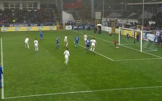 Max Geschwill traf gegen Real Madrid zur frühen Führung