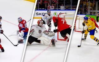 Eishockey-WM 2018: Das sind die schönsten zehn Tore des Turniers