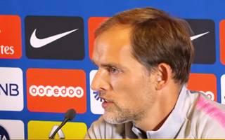 PSG-Coach Tuchel zum Torwart-Duell zwischen Buffon und Trapp