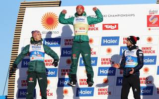 FIS Nordic World Ski Championships - Ski Jumping Competition