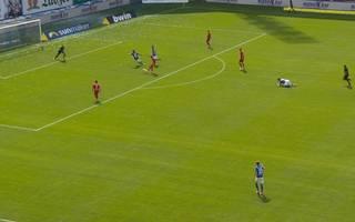 Hansa Rostock - Viktoria Köln (3:3): Tore und Highlights | 3. Liga