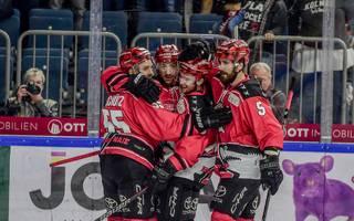 Die Kölner Haie feierten den dritten Sieg in Serie