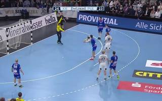 EHF: THW Kiel - Azoty Pulawy (26:23): Tore und Highlights im Video