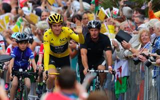 BRITAIN-FRANCE-CYCLING-TDF2018