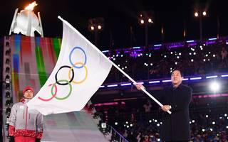 Südkorea war Ausrichter der Olympischen Winterspiele 2018