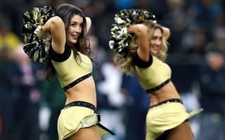 Sexismus in der NFL Nur sechs der 32 Teams in der NFL haben keine Cheerleader-Squad