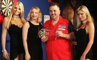 Phil Taylor v Andy Fordham