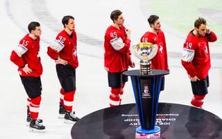Die Schweiz verpasst den WM-Titel im Penaltyschießen