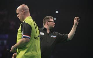 Michael van Gerwen, James Wade, Premier League Darts