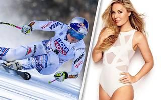 Ski-Legende Lindsey Vonn spricht nach einem Sturz vom sofortigen Karriereende