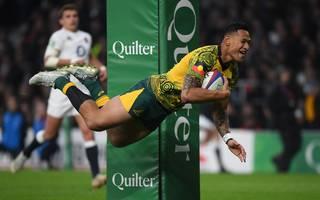 Rugby: Israel Folau verzichtet auf Einspruch gegen Rauswurf, Israel Folau war der Star der australischen Rugby-Nationalmannschaft