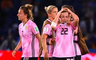 Frauen-WM: Schottland raus nach Videobeweis-Ärger - Argentinien jubelt