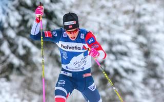 Ausnahmekönner Johannes Hösflot Kläbo steht kurz vor dem Gesamtsieg bei der Tour de Ski