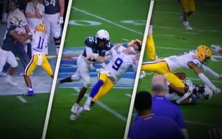 Skandal-Spiel im College Footbal: Pügeleien und Platzverweise beim Fiesta Bowl