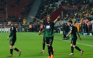 Akhisar Belediyespor feiert den größten Erfolg der Vereinsgeschichte