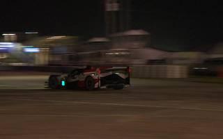 Im Qualifying der WEC in Sebring stellt Fernando Alonso den Streckenrekord auf